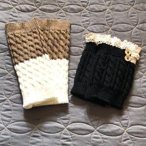 Accessories - Boot cuffs